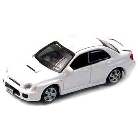 Subaru Impreza marca Cararama escala 1/72