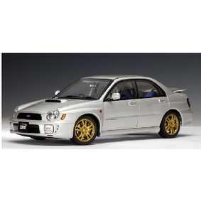 Subaru New Age Imprenza WRX STI (2001)