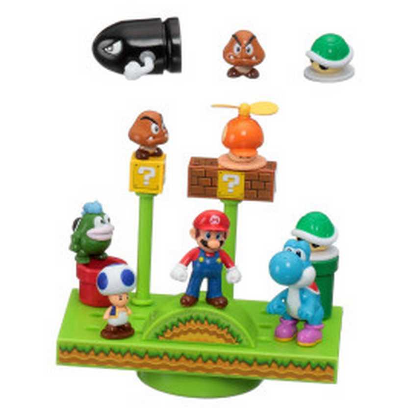 Super Mario Bros Toad Goomba Yoshi Koopa Balance World Game set