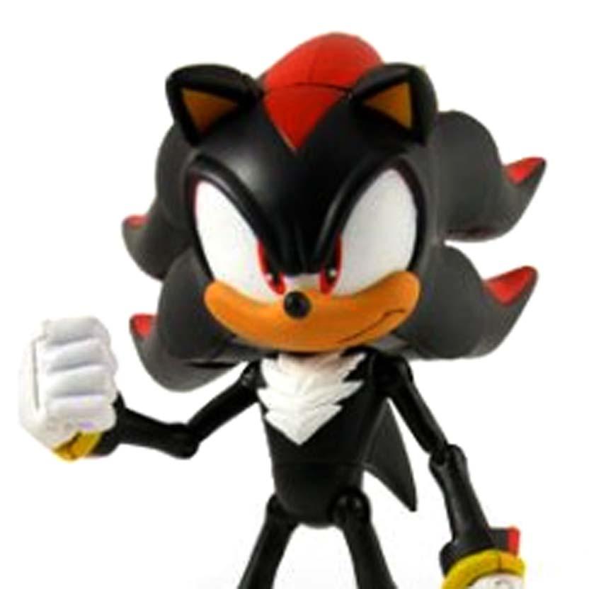 Super Poser Shadow : coleção Sonic The Hedgehog com 25 pontos articuláveis