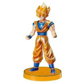 Super Saiyan 2 Goku Boneco Dragon Ball Z Bandai Real Works
