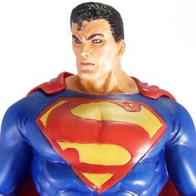 Superman / Super Homem - Super Heróis em resina LJA