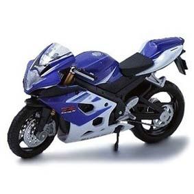 Suzuki GSX-R 1000 miniatura de moto Maisto escala 1/18