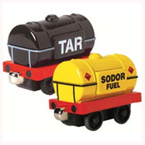Take Along Fuel Car & Tar Tanker