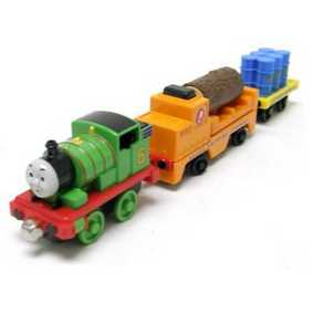 Take Along Percy & Wharf cars (raridade)