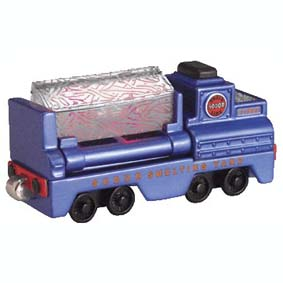 Take Along Smelter Shed Cargo Car - raro