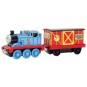 Take Along Thomas and The Morgans Mine Car