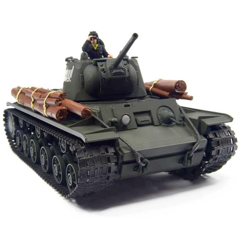 Tanque Soviético Soviet Army KV-1 Heavy Tank (1939-1945)