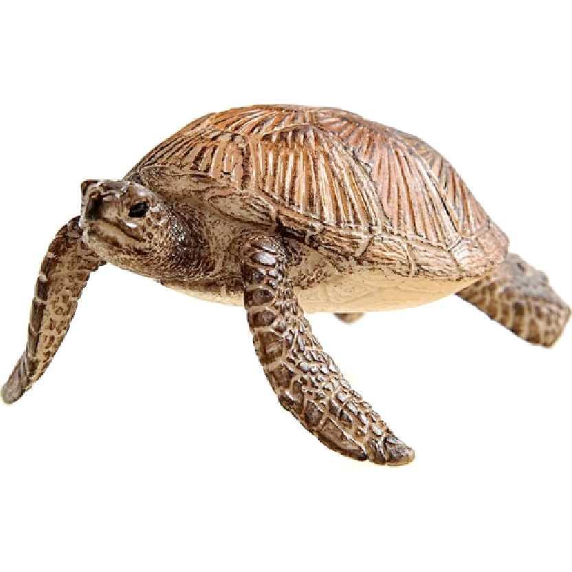 Tartaruga marinha 14695 marca Schleich Sea Turtle