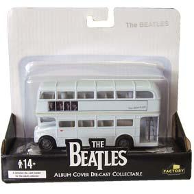 The Beatles Coleção Ônibus de Londres :: Disco The White Album
