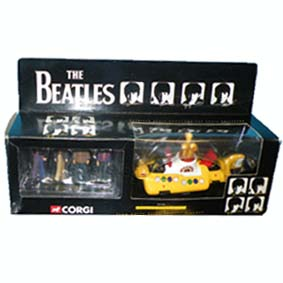 The Beatles Yellow Submarine (Paul McCartney, John Lennon, Ringo Starr e George Harrison)