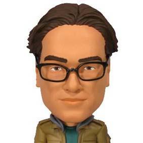 The Big Bang Theory Funko Leonard Hofstadter Bobble Head ( Johnny Galecki )