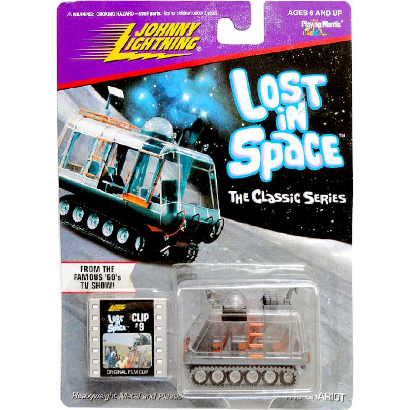 The Chariot (Lost in Space) Perdidos no Espaço marca Johnny Lightning