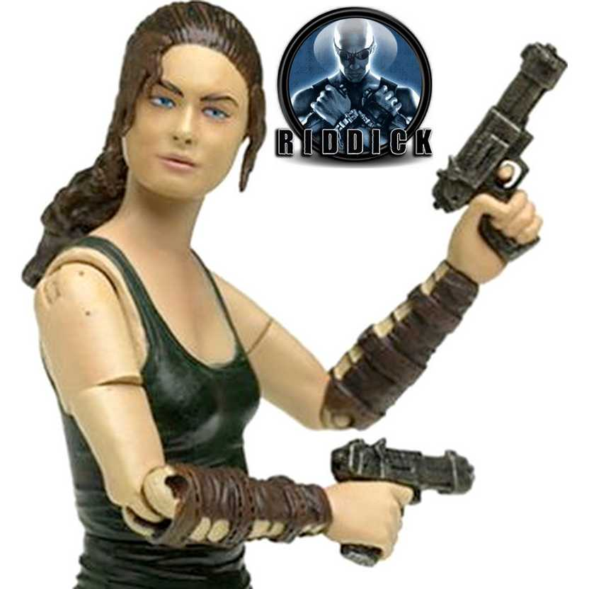 The Chronicles of Riddick - Kyra - Sota Toys Action Figures (RARIDADE)
