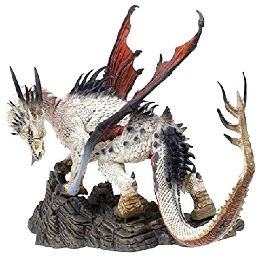The Fire Clan Dragon McFarlane Dragons Series 1 Fire Clan (aberto) Quest for the Lost King