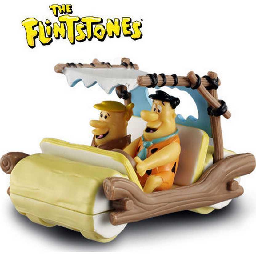 The Flintstones Hot Wheels Elite One The Flintmobile (Carro do Fred) escala 1/50 BCJ83