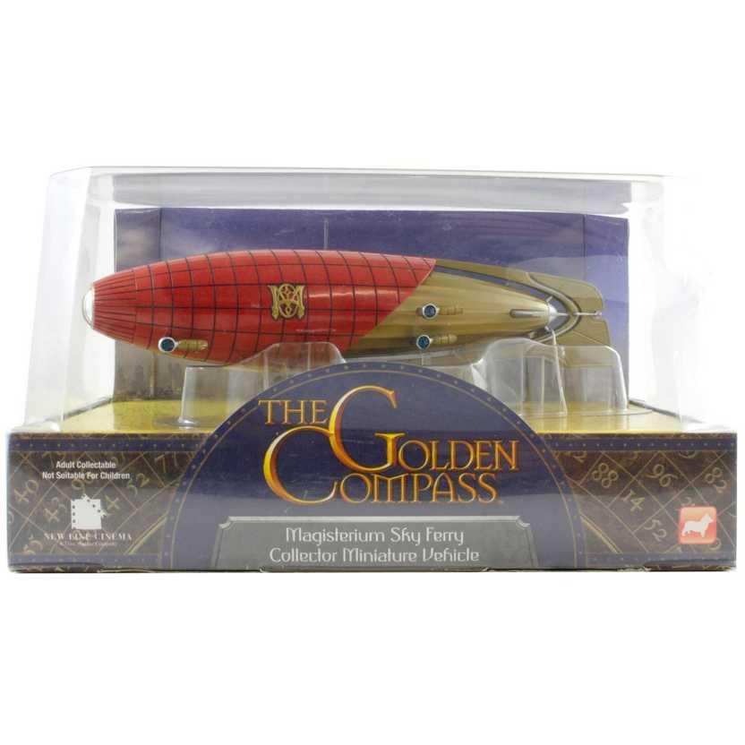 The Golden Compass - Magisterium Sky Ferry (A Bússola de Ouro) Aeróstato (dirigível)
