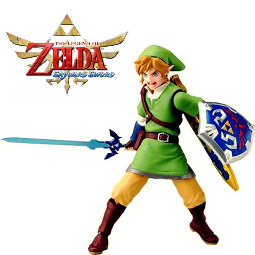 The Legend Of Zelda Skyward Sword Link Figma Good Smile/Max Factory Action Figure