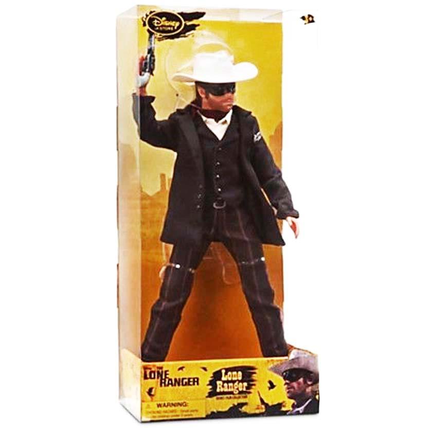 The Lone Ranger ( Armie Hammer ) O Cavaleiro Solitário - Disney escala 1/6