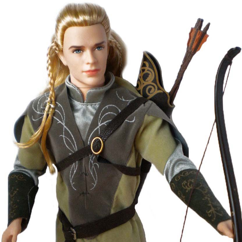 The Lord of The Rings - Legolas ( Orlando Bloom ) Barbie Collectors