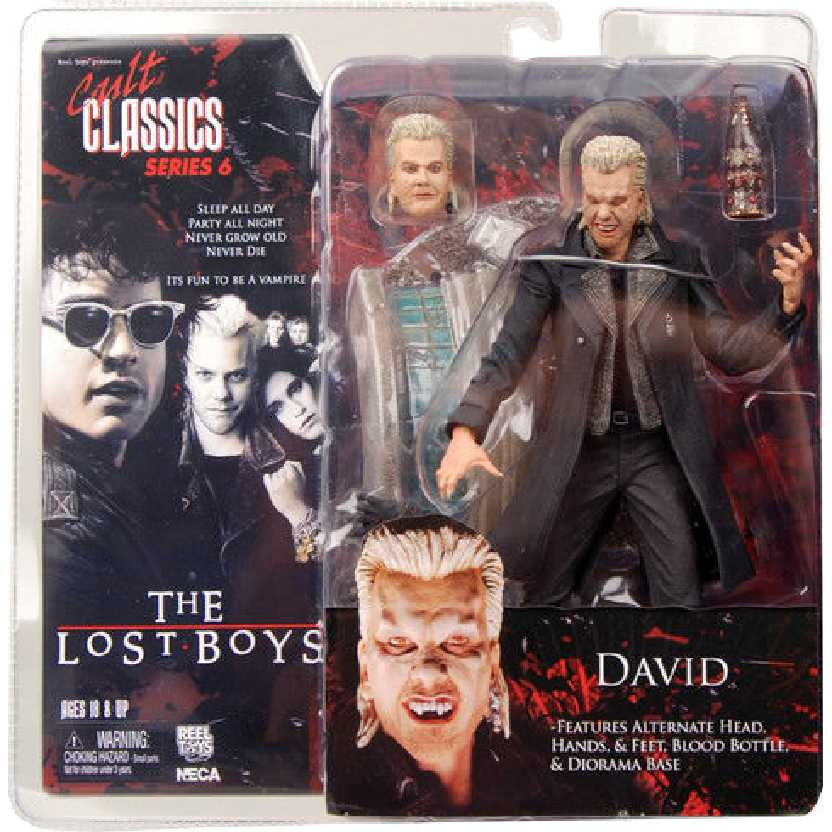 The Lost Boys David Cult Classic 6 Neca Action Figures