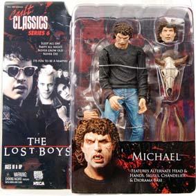 The Lost Boys Michael Cult Classic 6 (aberto)