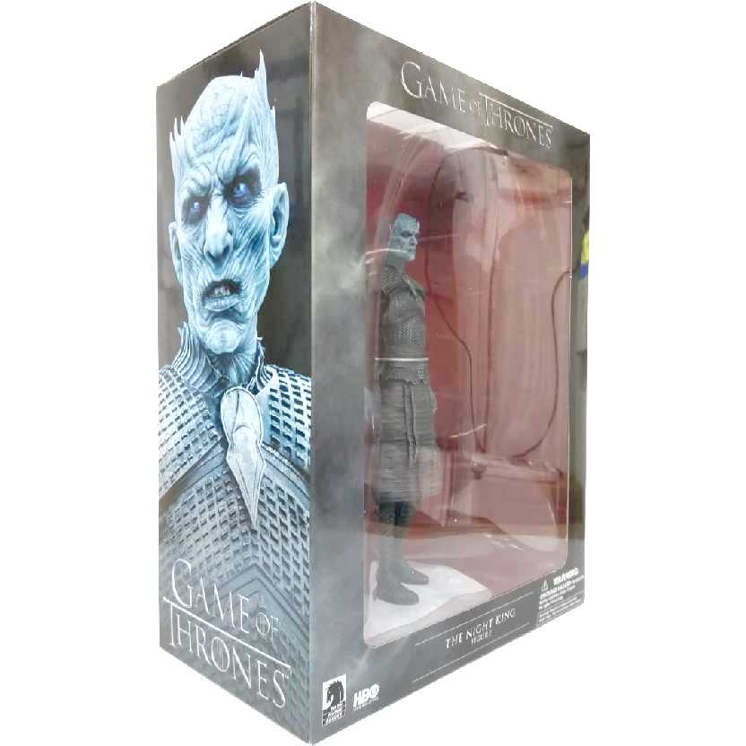 The Night King figure Dark Horse Game of Thrones (A Guerra dos Tronos)