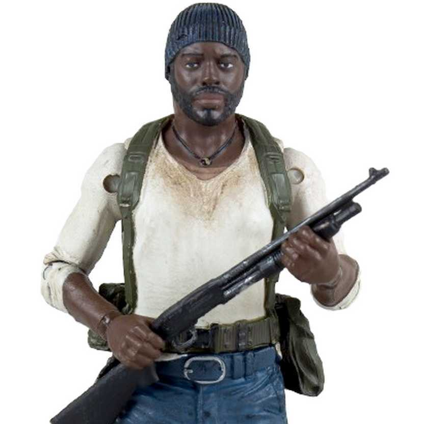 The Walking Dead Action Figures série 5 Tyreese Mcfarlane Toys (aberto)