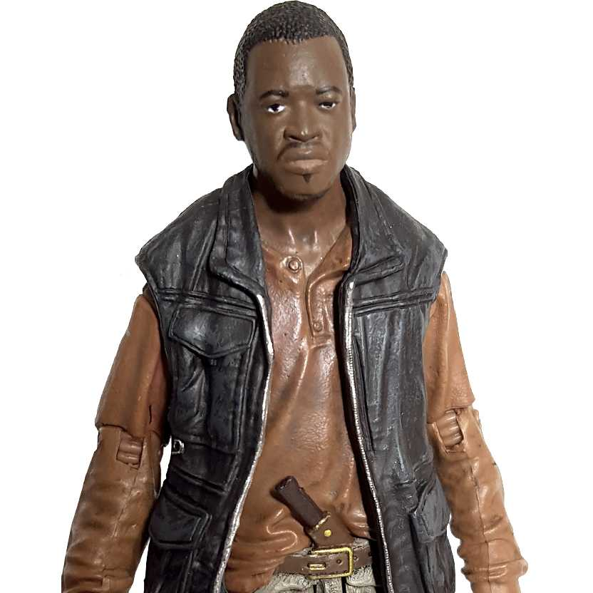 The Walking Dead Bob Stookey figure McFarlane Toys series 8 AMC TV action figures