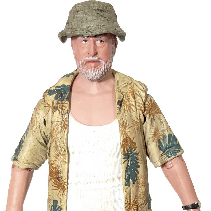 The Walking Dead Dale Horvath figure McFarlane Toys series 8 action figures