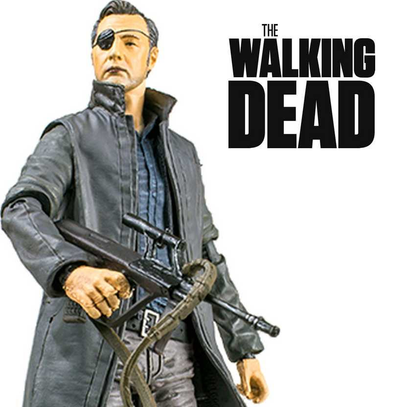 The Walking Dead - Governor with Long Coat figure - McFarlane Toys series 6 action figures