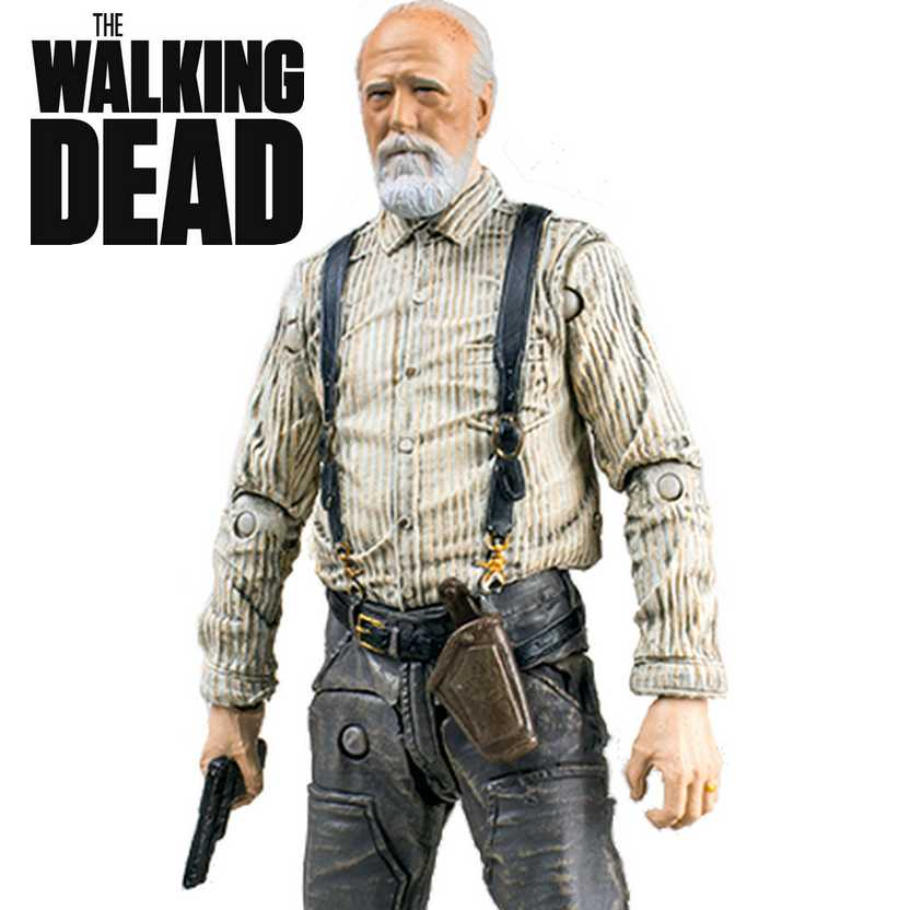 The Walking Dead - Hershel Greene figure - McFarlane Toys series 6 action figures