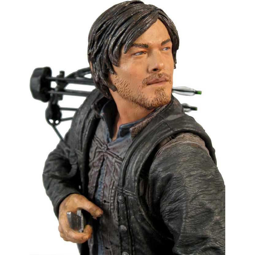 The Walking Dead Tv series - Daryl Dixon Deluxe Action Figure McFarlane Toys 10 inch