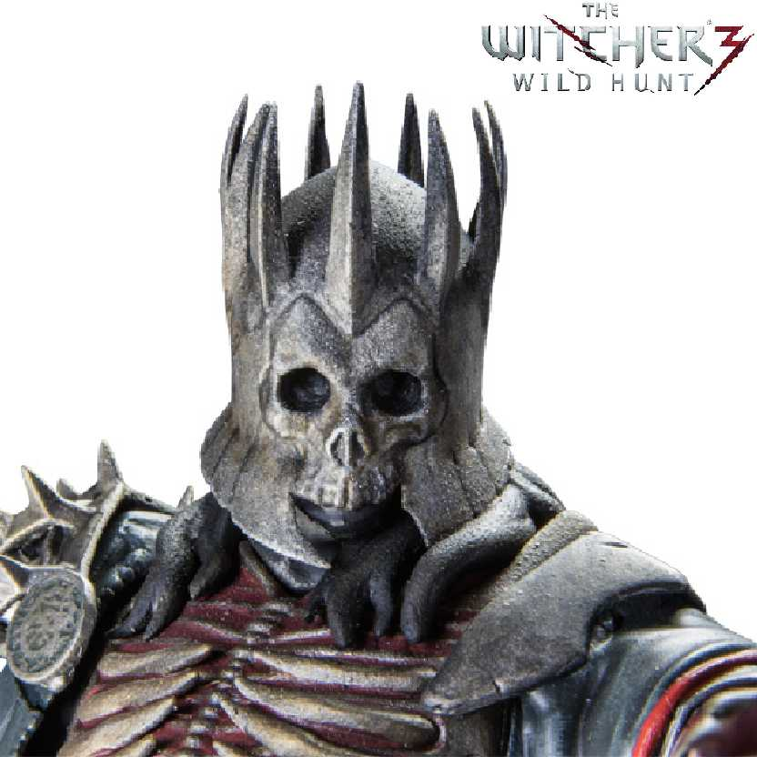 The Witcher 3 The Wild Hunt King Eredin Dark Horse Deluxe statue