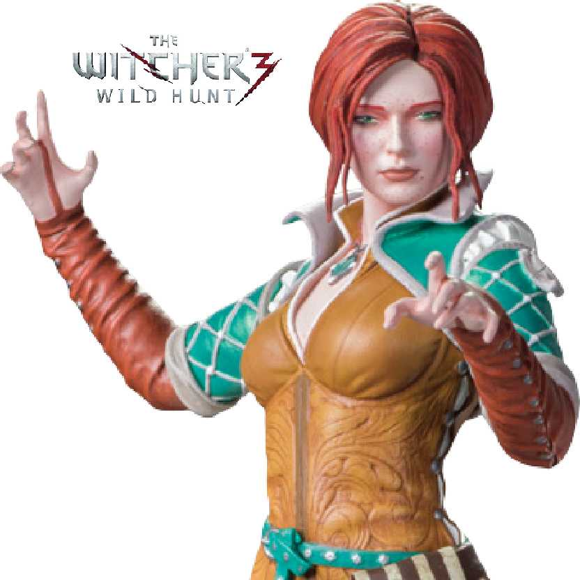 The Witcher 3: The Wild Hunt Triss Merigold de Maribor Dark Horse Deluxe statue