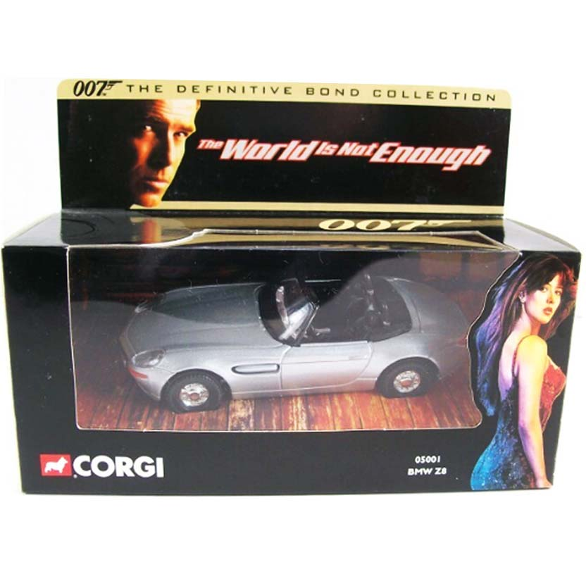 The World is not Enough (James Bond - 007) Corgi 05001 escala 1/36