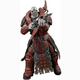 Theron Guards Locust (Gears of War 2)