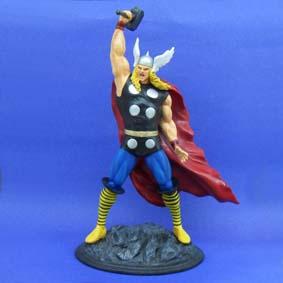 Thor com boca aberta