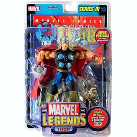 Thor Marvel Legends series 3