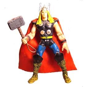 Thor - Toy Biz 1999 (aberto)