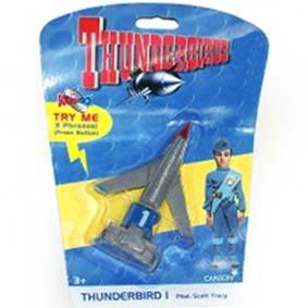 Thunderbird 1 com 3 frases - Thunderbirds Soundtech