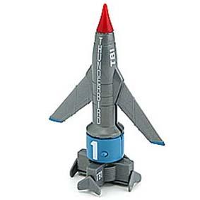 Thunderbird 1 Com 3 Frases Thunderbirds Soundtech Arte Em