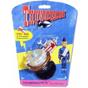 Thunderbird 5 com 3 frases - Thunderbirds Soundtech