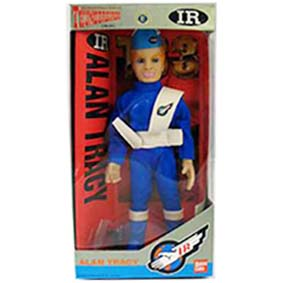 Thunderbirds Action Figures Raro do Japão Alan Tracy Bandai 1992