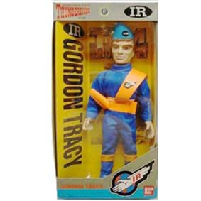 Thunderbirds Boneco Raro do Japão Gordon Tracy Bandai 1992