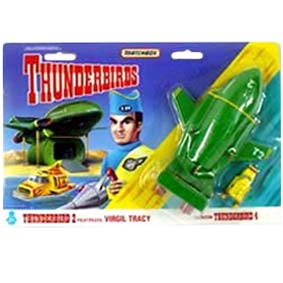 Thunderbirds nº2 e nº4