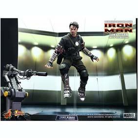 Tony Stark Mech Test (Homem de Ferro) Iron Man