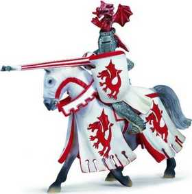 Tournament Knight Dragon St George - 70046