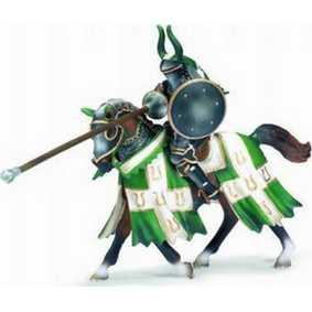 Tournament Knight on Horse Taurus - 70047