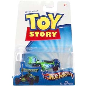 Toy Story 3 Hot Wheels RC TO GO T8550
